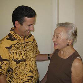 Mary Matayoshi endorses Senator Schatz